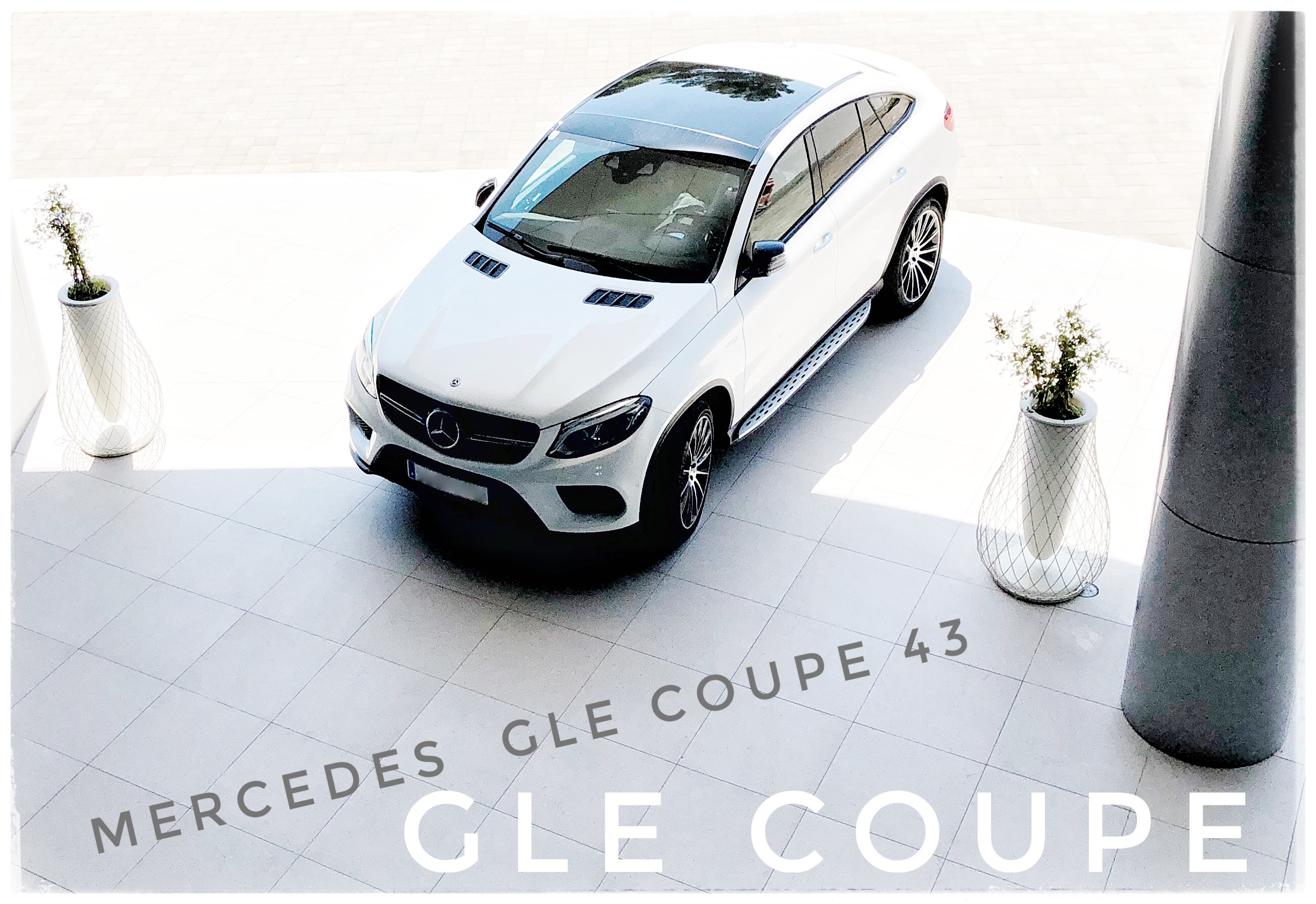Mercedes Mieten Amg Gle Coupe 43