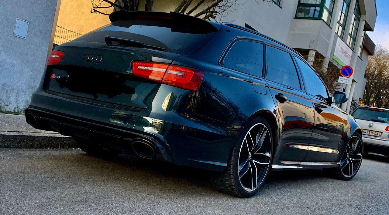Audi Rs 6 1